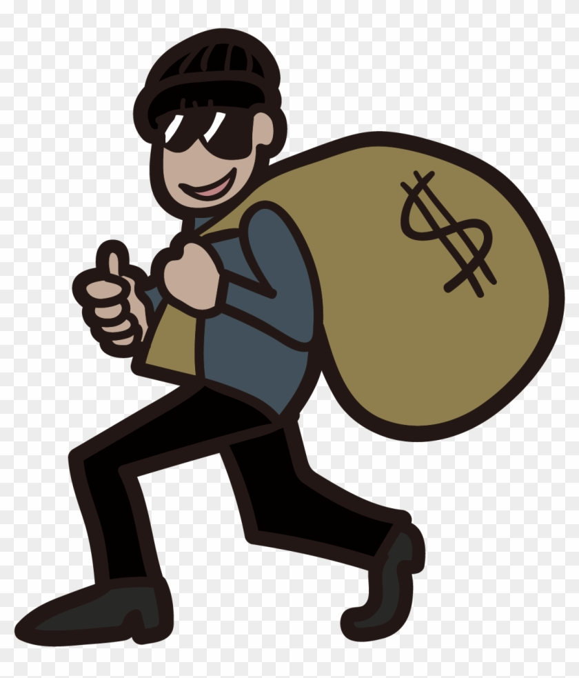 840x983 Thief, Robber Png