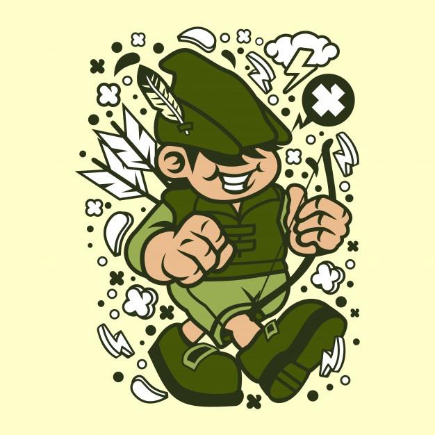 626x626 Robin Hood Vectors, Photos And Psd Files Free Download