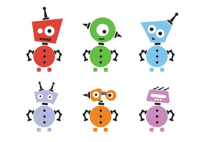 Robot Vector Art at GetDrawings com | Free for personal use