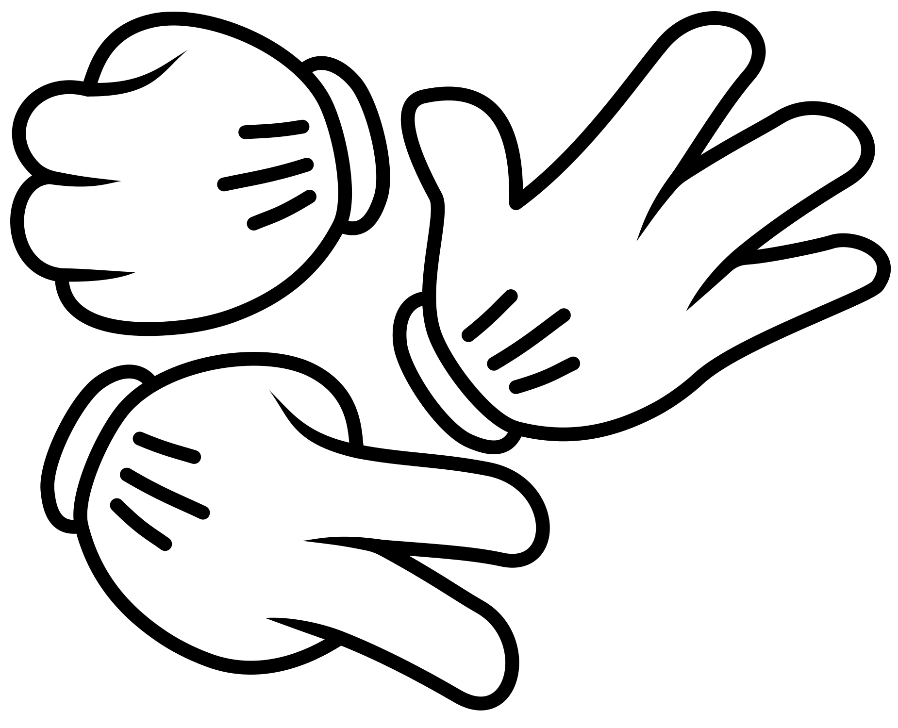 Rock Paper Scissors Vector