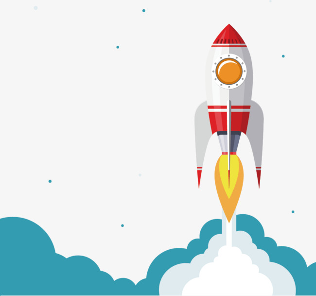 650x608 Vector Rocket, Clouds, Science And Technology, Rocket Png And