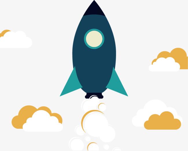 650x523 Vector Rocket Launch, Rocket Vector, Clouds, Rocket Png And Vector