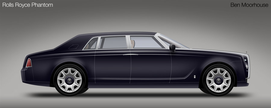 900x360 2015 Rolls Royce Phantom By Moorhouse