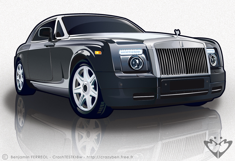 1000x686 Rolls Royce Phantom By Benferreol