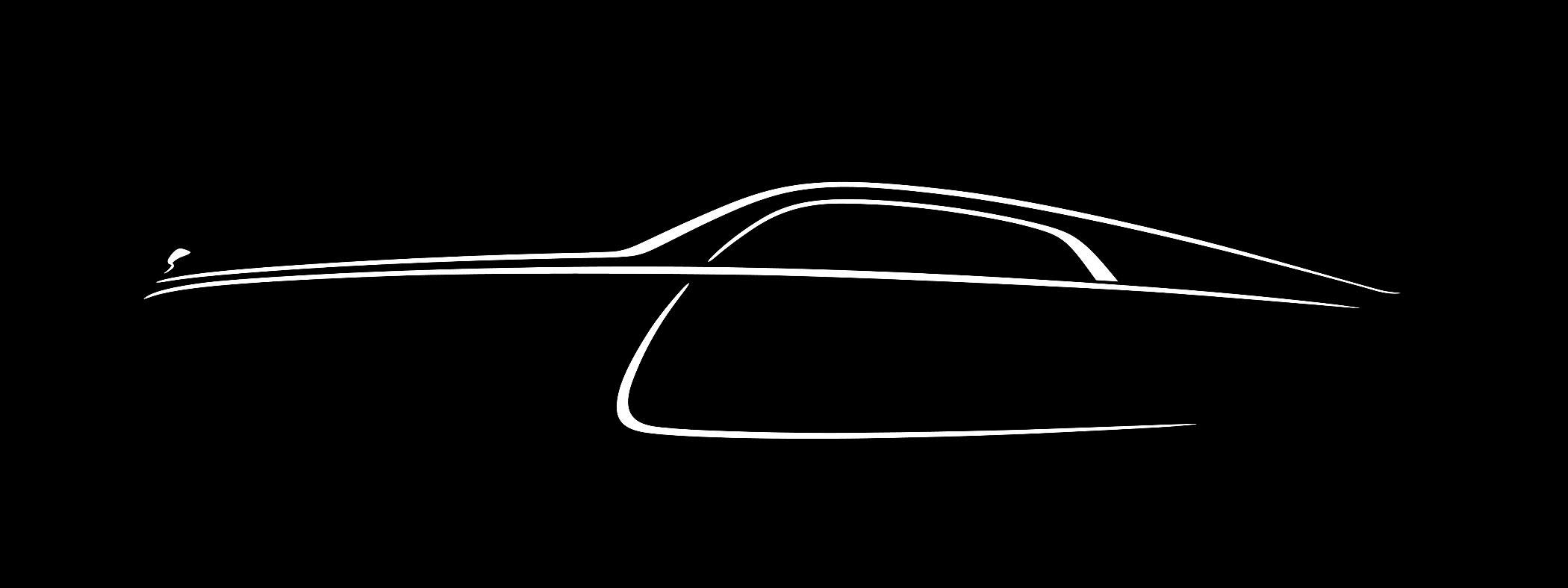 2100x788 Final 2014 Rolls Royce Wraith Teaser Confirms Fastback Design