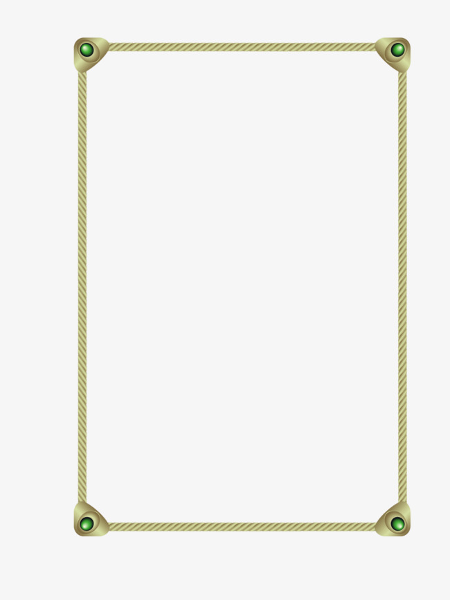 650x867 Rope Border, Rope Vector, Border Vector, Rope Png And Vector For