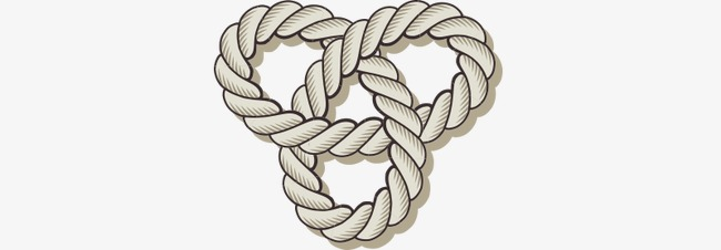 650x226 Marine Rope Circle Vector Elements, Vector, Flat, Marine Elements