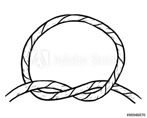 500x400 Rope Circle