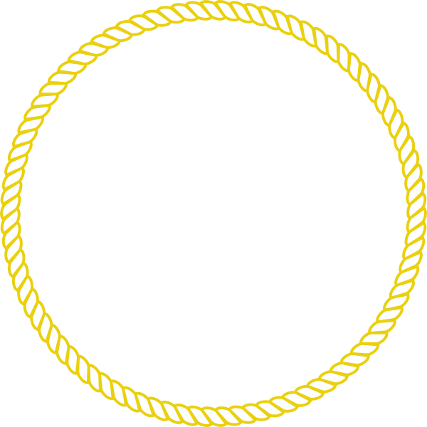 600x600 19 Rope Circle Clip Royalty Free Stock Huge Freebie! Download For