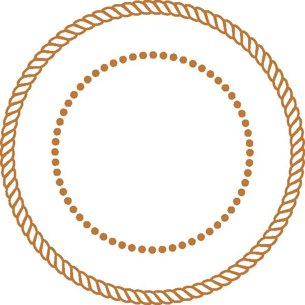 600x600 Brown Lasso Rope Clip Art