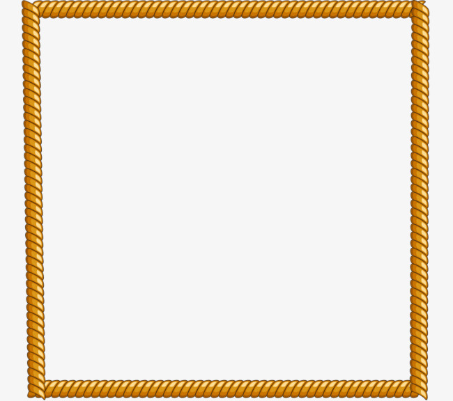 650x576 Vector Rope Frame, Rope Vector, Frame Vector, Frame Png And Vector