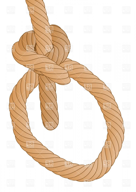 1017x1440 Loop On The Rope Vector Clipart Lazttweet