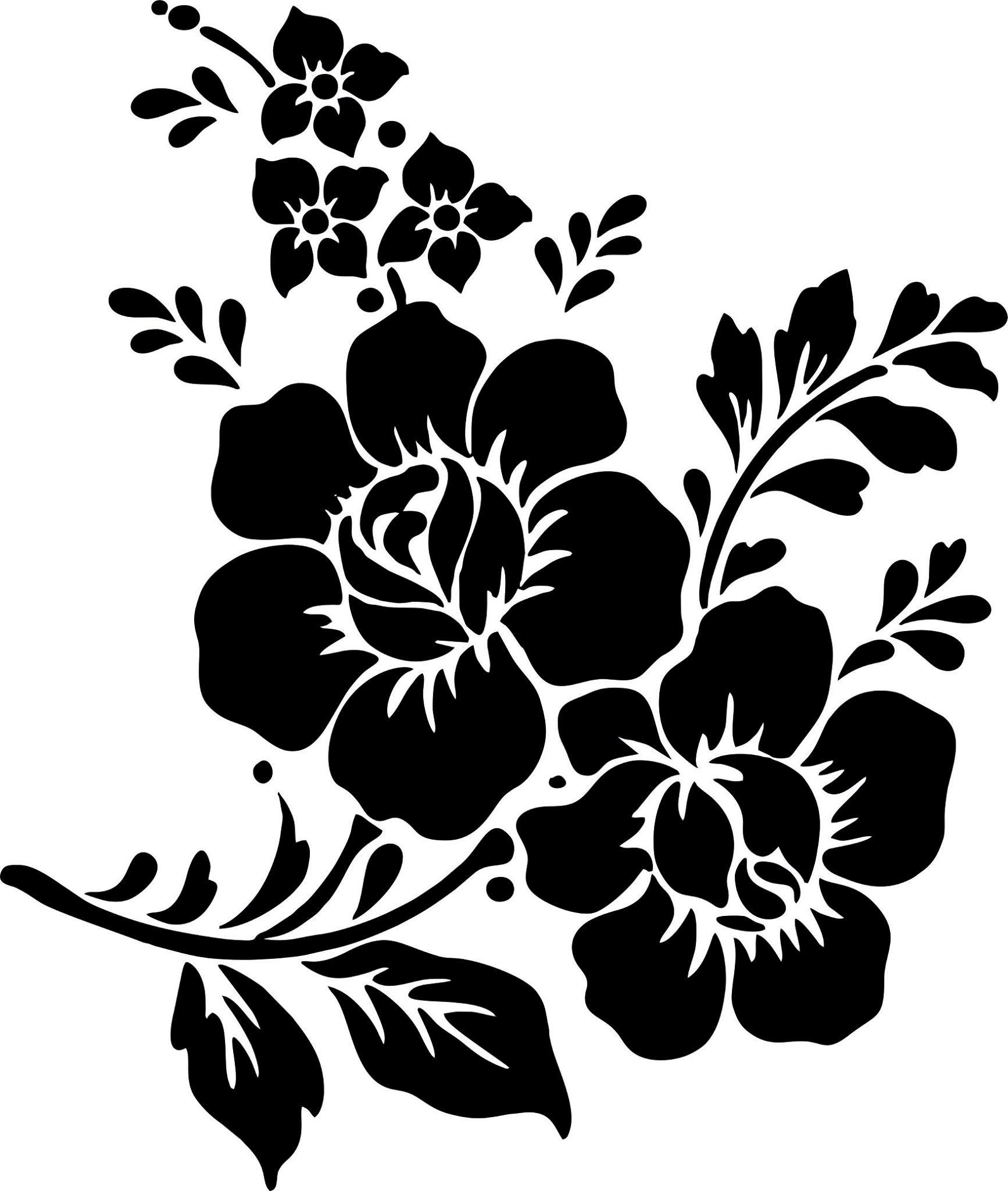 1734x2048 Rose Flower Vector Vector Art Jpg Download Free Vector For Cnc