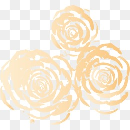 260x260 Gold Rose Png, Vectors, Psd, And Clipart For Free Download Pngtree