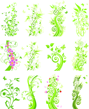 302x368 Floral Rose Ornaments Free Vector Download (18,016 Free Vector