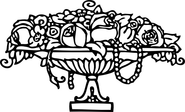 600x365 Rose Ornament Free Vector Download (10,928 Free Vector) For