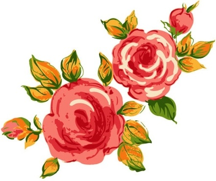 440x368 Rose Free Vector Download (1,071 Free Vector) For Commercial Use