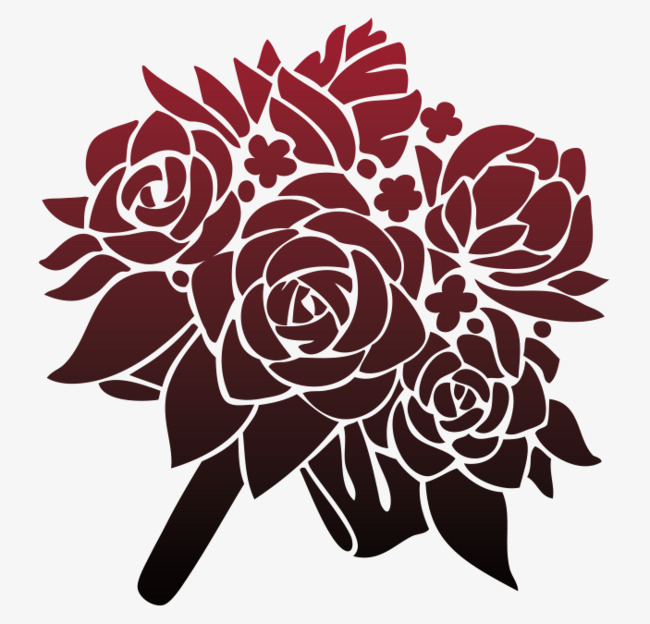 650x624 Vector Rose, Rose, Rose Vector Png And Vector For Free Download