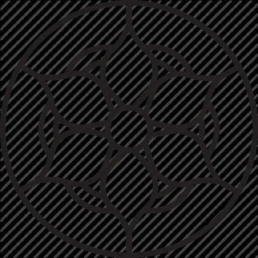 Rosette Vector
