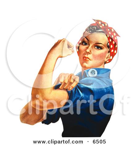 450x470 Rosie The Riveter Clip Art Clipart