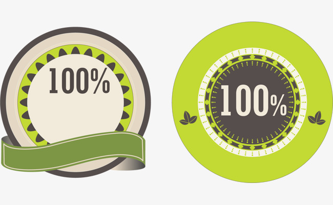 650x400 Round Label Png Vector Elements, Round Vector, Label Vector, Round