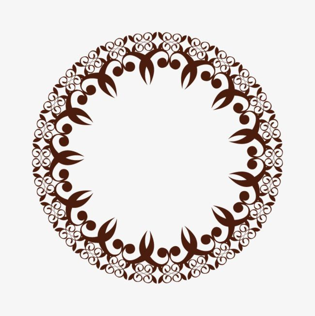 650x651 Round,lace,curlicue,frame,vector,round Vector,lace Vector,border