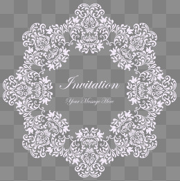 260x261 Round Lace Vector Png Images Vectors And Psd Files Free