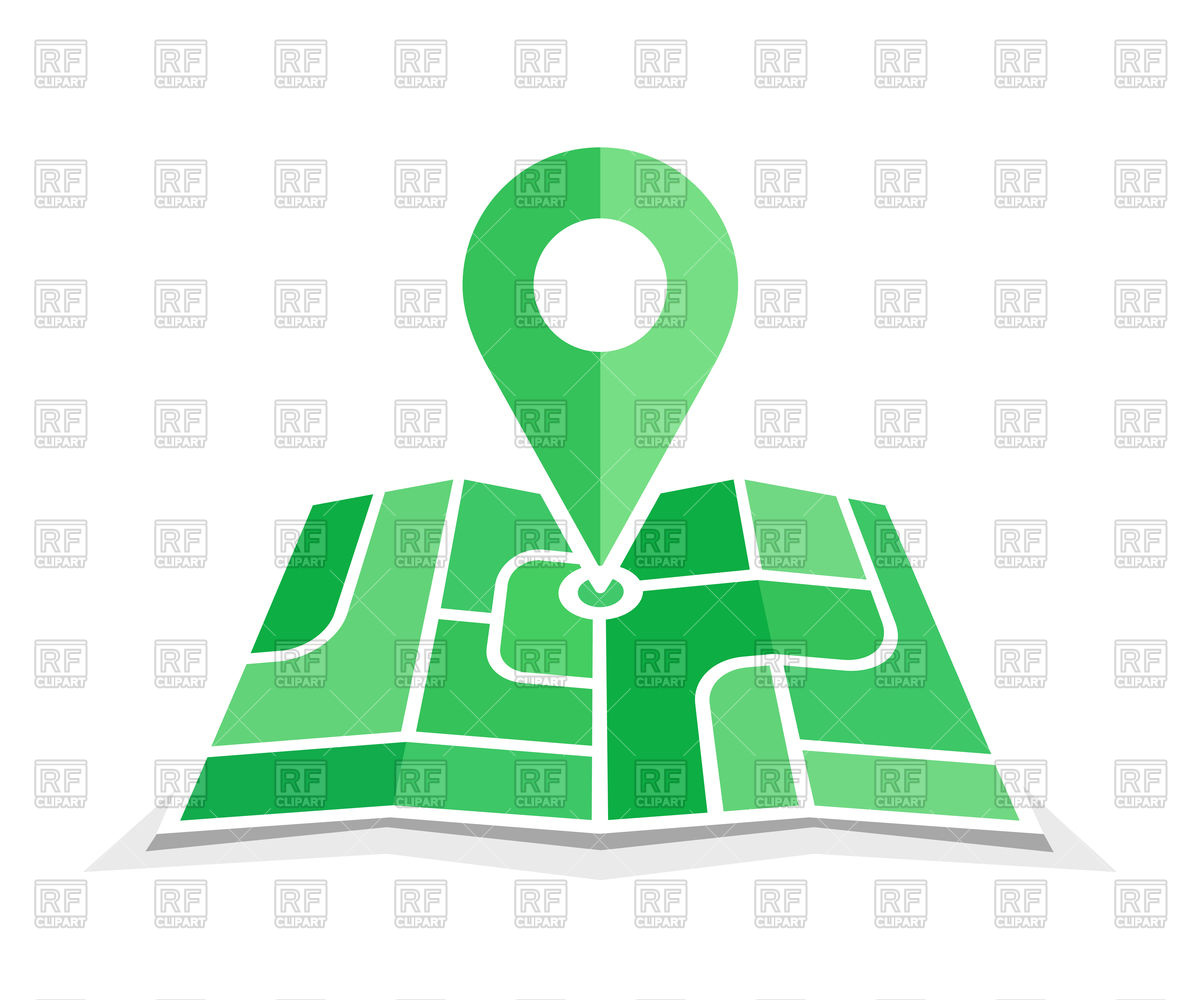 1200x1000 Green Geo Pin Symbol. Icon Of Map And Navigation Route. Vector