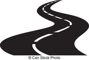 288x195 Path Clipart Route