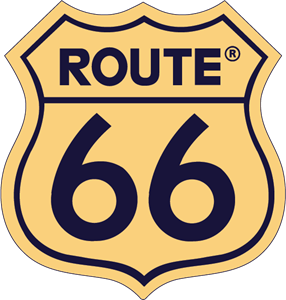 286x300 Route 66 Logo Vector (.eps) Free Download