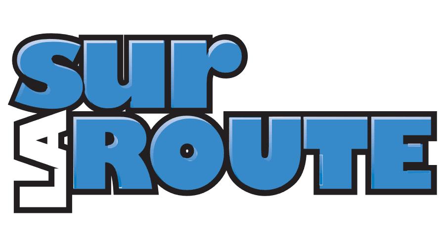 900x500 Sur La Route Vector Logo