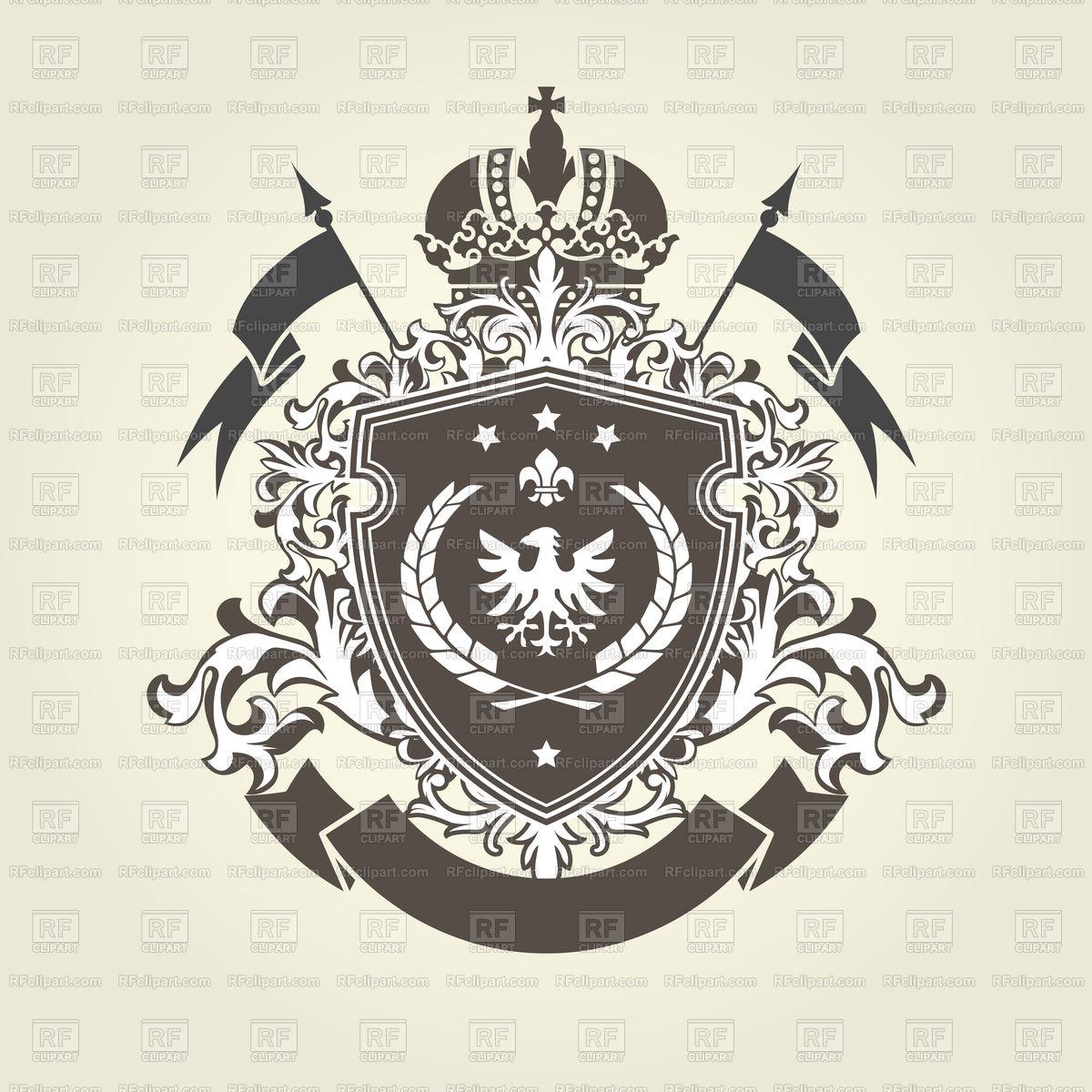 1200x1200 Royal Coat Of Arms