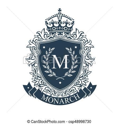 450x470 Shield Clipart Royal Crest