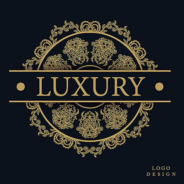 640x640 Vector Amazing Luxury Logo Designs, Logo, Royal, Crest Png And