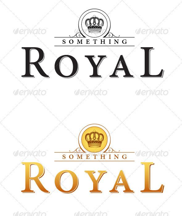 590x700 Royal Logo By Vatesdesign Graphicriver