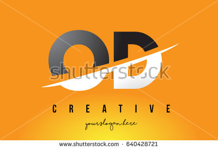 450x309 Royalty Free Vector Images For Commercial Use Od O D Letter Modern