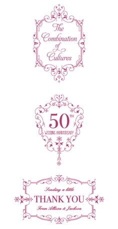 236x456 Free Vector Art For Commercial Use, Save The Date Calligraphy