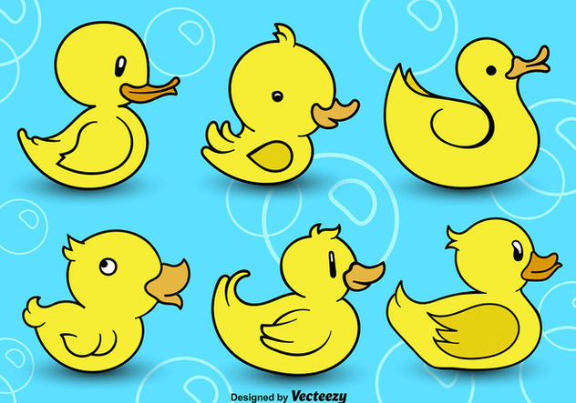 632x443 Rubber Ducks Free Vector Download 303485 Cannypic