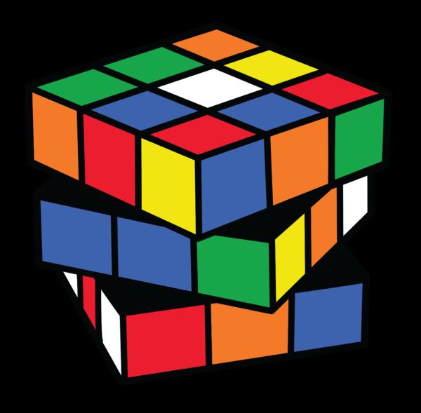 Rubix Cube Vector