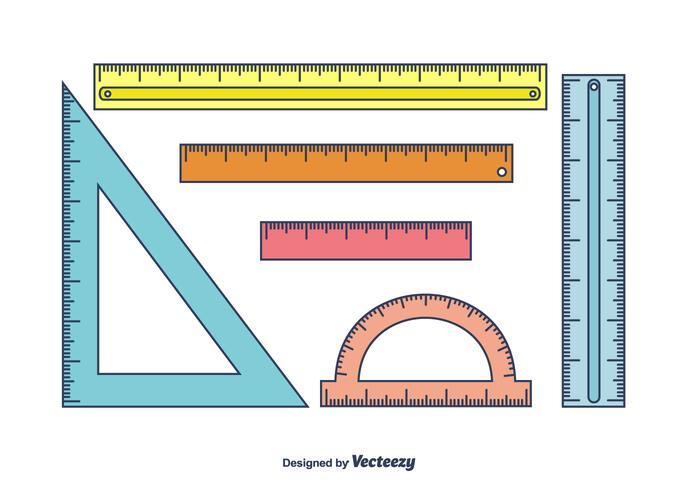 700x490 Ruler Free Vector Art