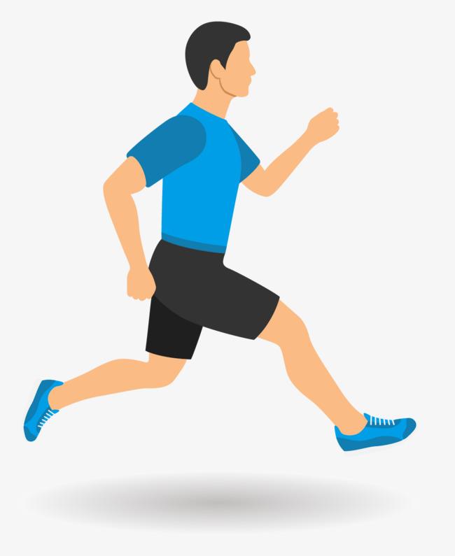 650x795 Vector Running Man, Man Clipart, Vector, Running Man Png And
