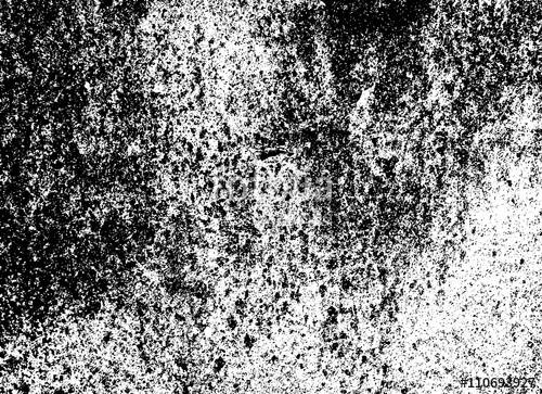 500x363 Scratched Grunge Texture. Distressed Texture. Black And White