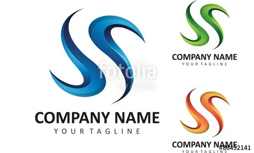 500x301 Letter S Logo 3d Stock Image And Royalty Free Vector Files On