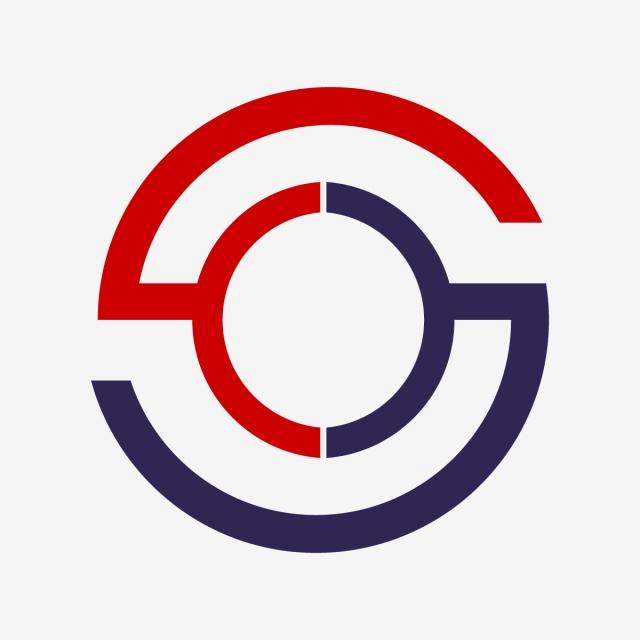 640x640 Abstract S Letter Circle Vector Logo Design Alphabet Circle Logo