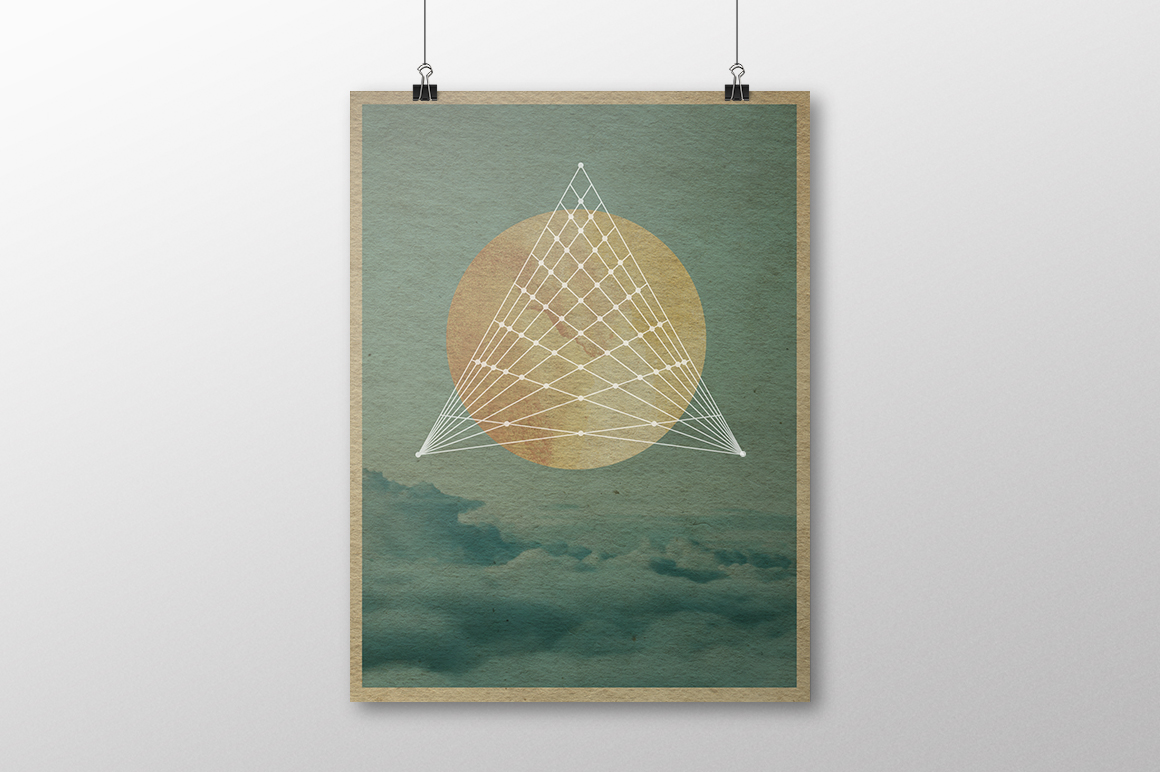 1160x772 Sacred Geometry Vector Set Vol 2