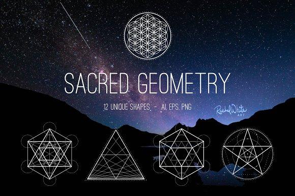 580x386 Sacred Geometry Vectors