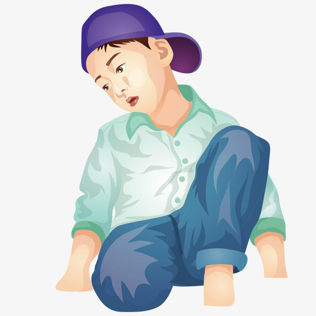 650x651 Sad Boy, Cartoon Boy, Character Png And Vector For Free Download