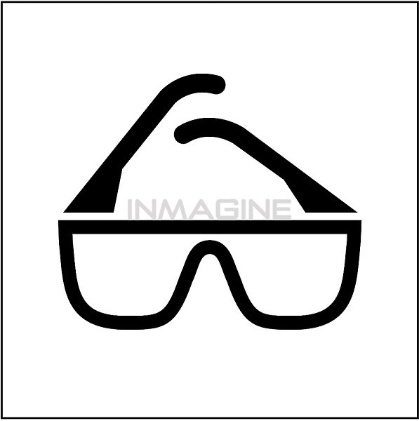 597x600 Safety Glasses Clip Art Safety Glasses Free Clipart Animations