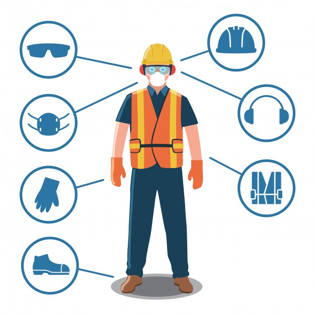 626x626 Work Safety Vectors, Photos And Psd Files Free Download