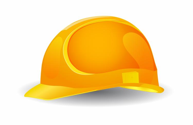 750x485 Yellow Safety Hard Hat Free Vector 4vector